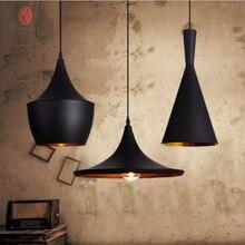 Modern Fashion Amercian Style Simple LED Hanging Lamp Pendant Light AC 110V/220V E27 Cafe Restaurant Canteen Super Market Mall