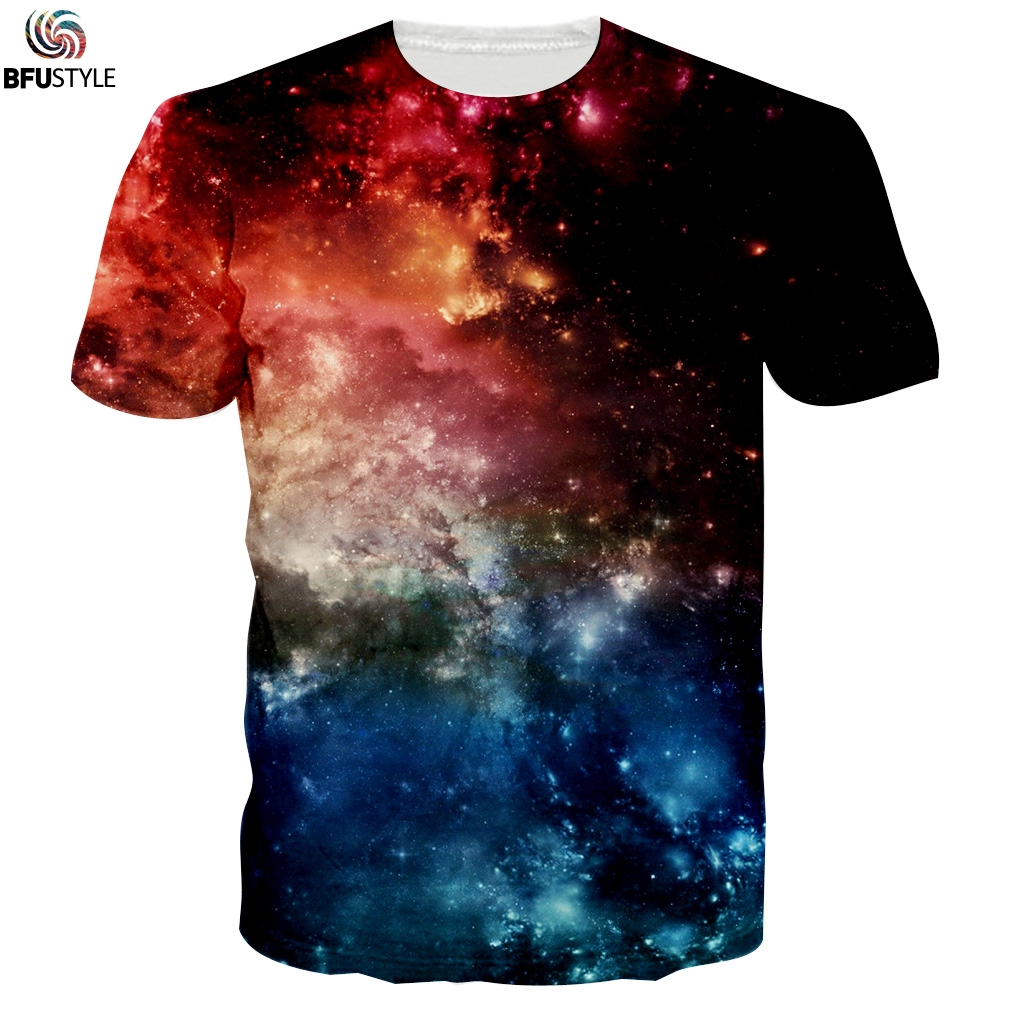 newest hip hop t shirt men women summer tops tee shirt homme fireworks space galaxy tshirt. Black Bedroom Furniture Sets. Home Design Ideas