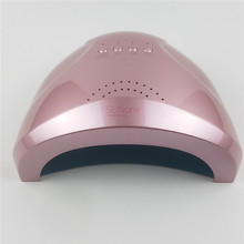 Fast Drying UV Lamps SUNone 24/48W LED Nail Dryer Machine Manicure White Light 5S 30S 60S Toenail Polish Curing UV LED Gel Tools
