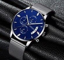KASHIDUN. Relojes de los hombres Casual Deportivo Relojes de Cuarzo Analógico Militar de Múltiples funciones de 24 Horas de Tiempo de Calendario Simple. TL-839