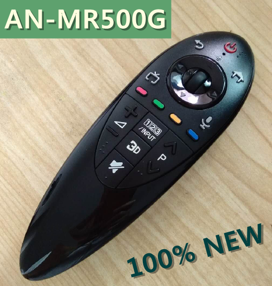 100% new AN-MR500G Magic Remote Control FIT for LG smart TV UB LB Series free shipping new an mr600g anmr600 magic remote control for lg 3d smart tv