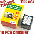 1400 mAh CGA CGA-DU14 DU14 VBD140 CGR DU06 câmera para Panasonic H258 GS500 GS28 GS328 GS320 GS188 GS180 GS120 GS300