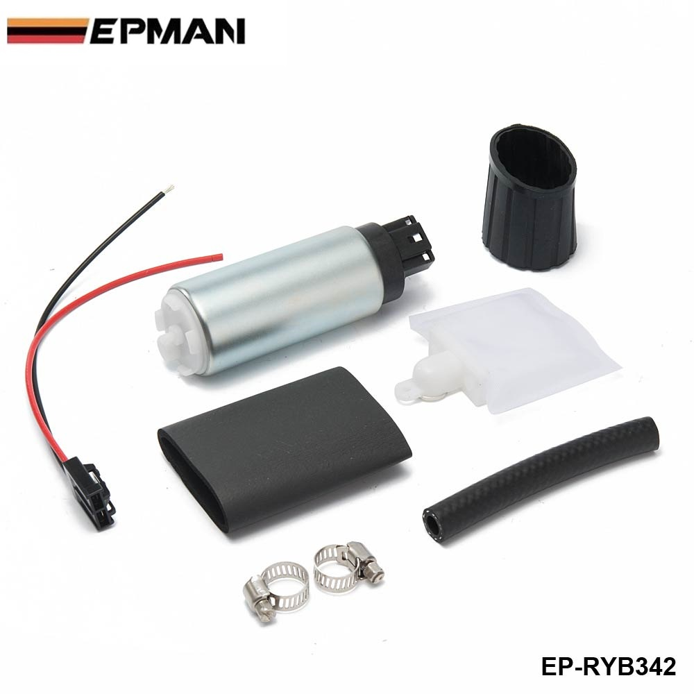 Edelbrock Efi Electric Fuel Pump 90 Psi Fuel Pump 57 Gph Fuel Pump