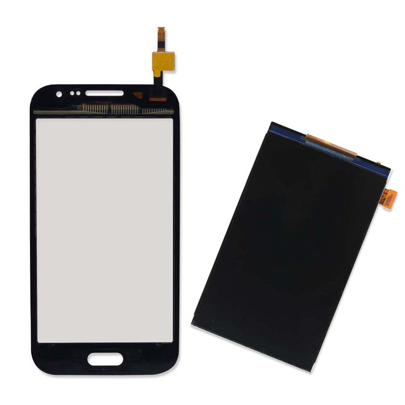 Black/White For Samsung Galaxy Core Prime G360 G360H Duos Touch Screen Digitizer Sensor Glass + LCD Display Screen Panel Monitor
