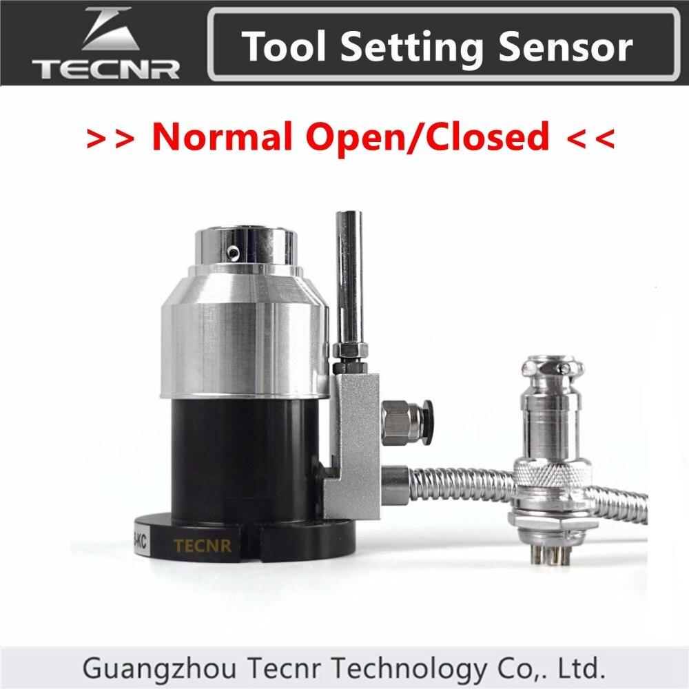 TECNR 高精度自動ツールセンサーツール自動チェックトゥル Z 軸ゲージ cnc ルータ  グループ上の ツール からの 木工機械部品 の中 1