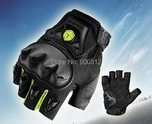 2015 Новый SCOYCO MC29D дышащий сопротивление падение мотоцикл езда перчатки лето half-finger гонки перчатки из полиэстера