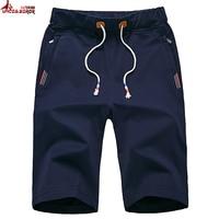 UNCO BOROR Size 6XL 7XL 8XL Summer Men Shorts Homme Breathable Shorts Loose Elastic Jogger Casual