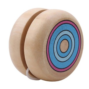 Wholesale wooden yo yo childre