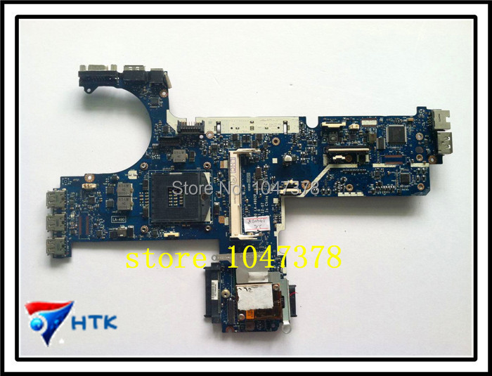 ФОТО Wholesale LAPTOP MOTHERBOARD for HP 6440B 594028-001 LA-4902P  100% Work Perfect