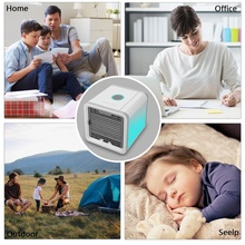 NEW Portable Mini Air Cooler Arctic Air Personal Space Cooler The Quick Easy Way to Cool Any Space Air Conditioner