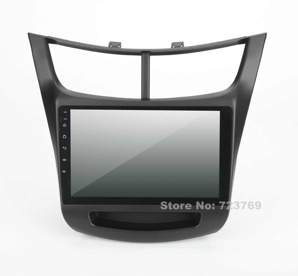 9 inch Screen 4G RAM Android 8.0 Car GPS Navigation Radio System for Chevrolet Sail 2015