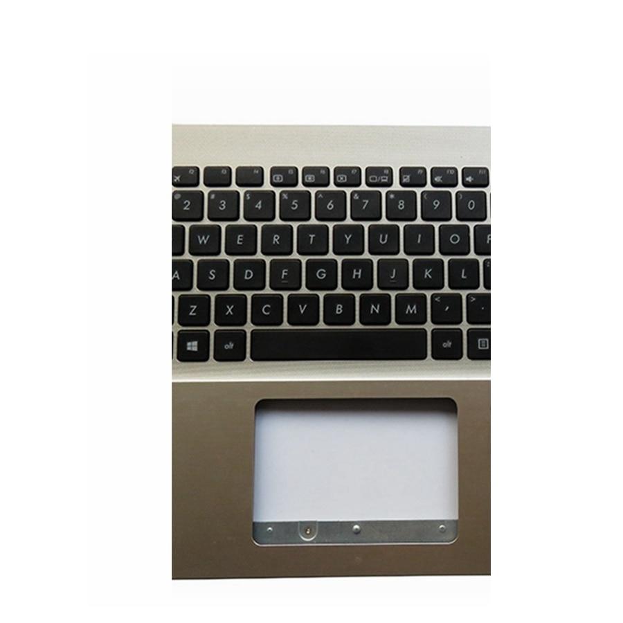 米国新しいasusのY583Y VM590L F555L X555LP X555LDノートパソコンのキーボード英語cケース  グループ上の パソコン & オフィス からの 交換用キーボード の中 2