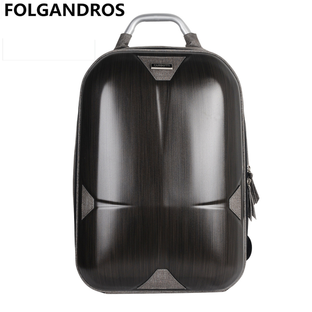 Fashion Backpack with Handle Men Woman Backpacks Laptop Backpack ...