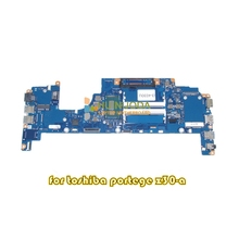 NEW FAUXSY4 A3805A For toshiba Portege Z30 Z30-A laptop motherboard I3-4030U CPU onboard