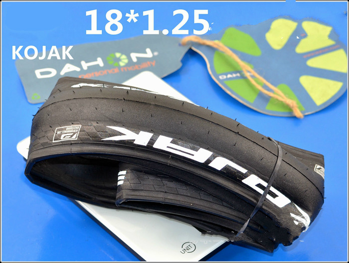 лучшая цена 18X1.25 KOJAK 355 Birdy Bike Folding Tires 18inch BMX Tires Folding Bike Bicycle Tires BMX Parts