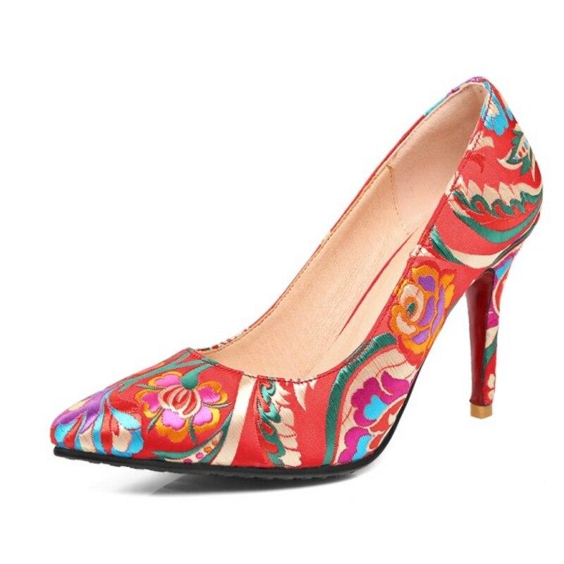 Soorten Hakken Dames Schoenen