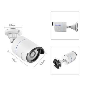 Image 5 - Gadinan 4ch 5.0mp poe nvr kit h.265 cctv sistema de segurança 5mp 3mp à prova dwaterproof água de áudio mic ip câmera ao ar livre vídeo vigilância conjunto