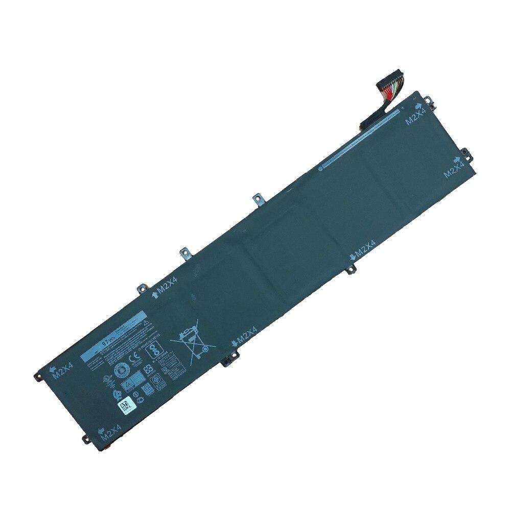 11,1 V 97wh 6 GTPY nuevo Original 5XJ28 batería del ordenador portátil para Dell precisión 5510 XPS 15 de 9550, 9560, 9570 6 GTPY 5XJ28 - 2
