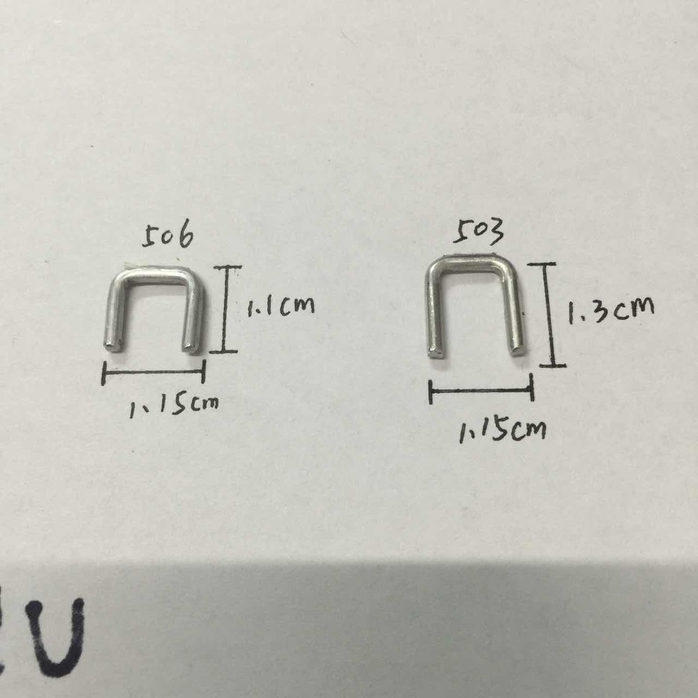 clip size