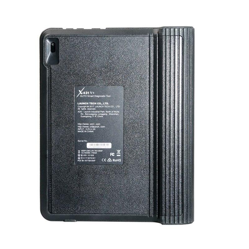Launch X431 V+ Wifi Bluetooth Global Version 100% Orignal X-431 V+ Multi-language x431 v plus auto diagnostic tool