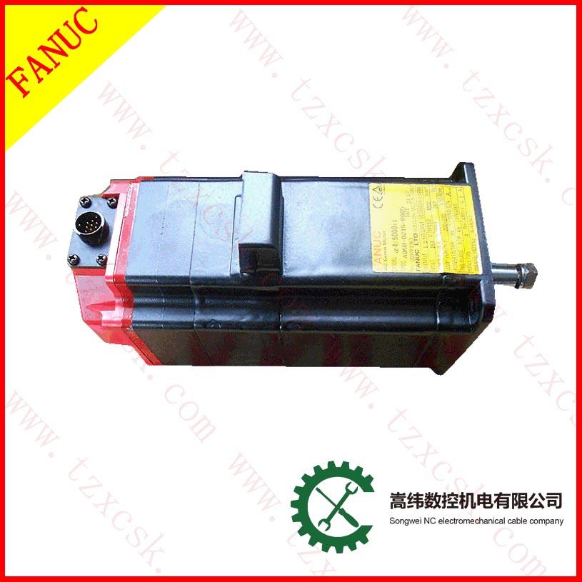 Servomoteur de moteur à courant alternatif A06B-0215-B605