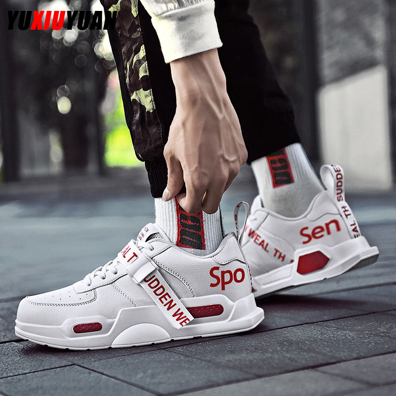 Hot Men Breathable Cushioning Ultralight Outdoor Running Shoes Fashion Leisure Solid FREE FLEXIBLE Non-Slip Sneakers