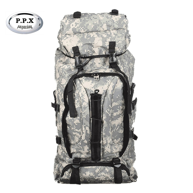 2018 Hot Top Quality New Military Tactical Backpack Camping Bags  Mountaineering Bag Men s Hiking Rucksack Travel Backpack S405 6b920b75e7749