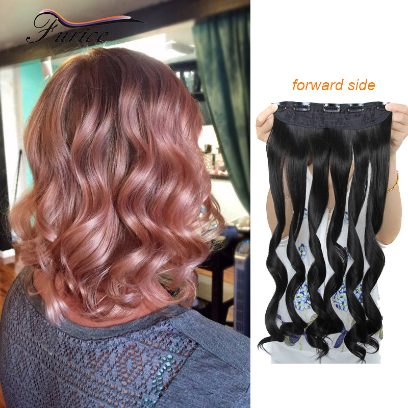 Easy clips hair extensions top quality synthetic short 13 colors easy clips hair extensions top quality synthetic short 13 colors 65cm the best 5 clip in hair extensions long full head on aliexpress alibaba group pmusecretfo Image collections