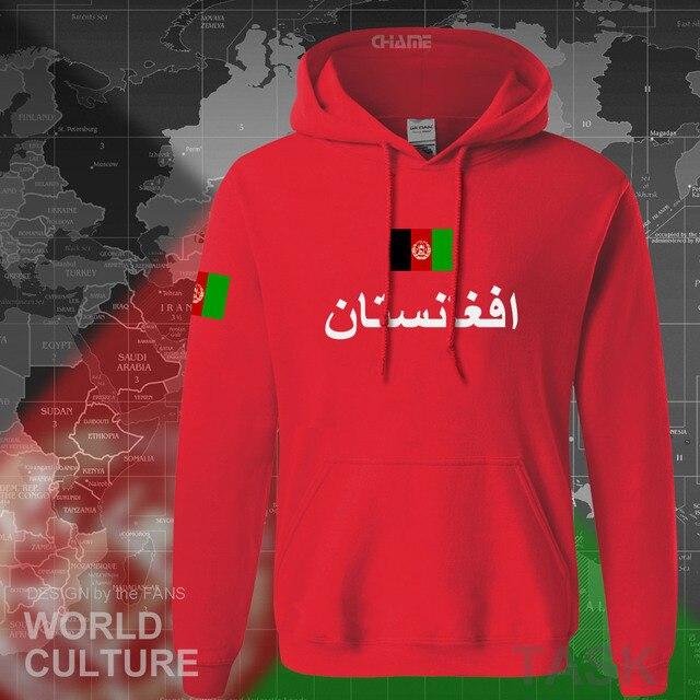 Afghanistan Afghan hoodies men sweatshirt sweat new hip hop streetwear tracksuit nation footballer sporting AFG Islam Pashto