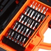 JAKEMY 45 in 1 Professional Electronic Precision Screwdriver Set Hand Tool Box Set Opening Tools for iPhone PC Repair Tools Kit 4