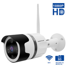 720P Cheap Security Camera Camera Wireless Wifi HD 1080P High Quality IP Cam Night Version  Outdoor mini webcam action cam