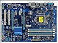 Frete grátis original motherboard para placas Z77P-D3 LGA 1155 DDR3 32 GB USB3.0 gigabyte GA-Z77P-D3 Z77 desktop motherboard