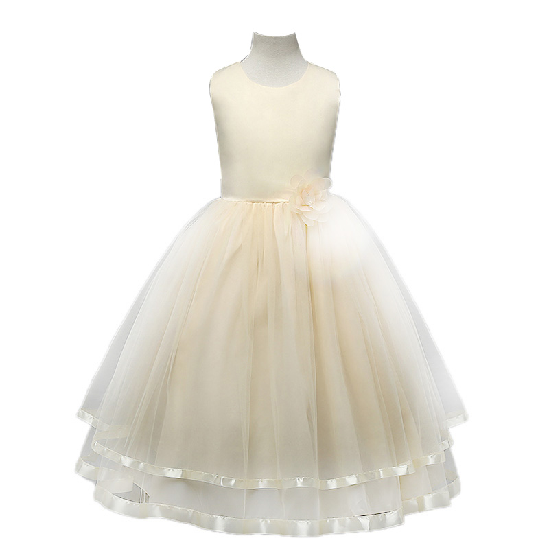 Flower children girls elegant party dress Girl Dress For Weddings Party Long Tulle Ball Gown Dress Vestidos Infantil Clothes wifi biometric face time attendance and access control system iface302 wifi communication fingerprint wifi terminal