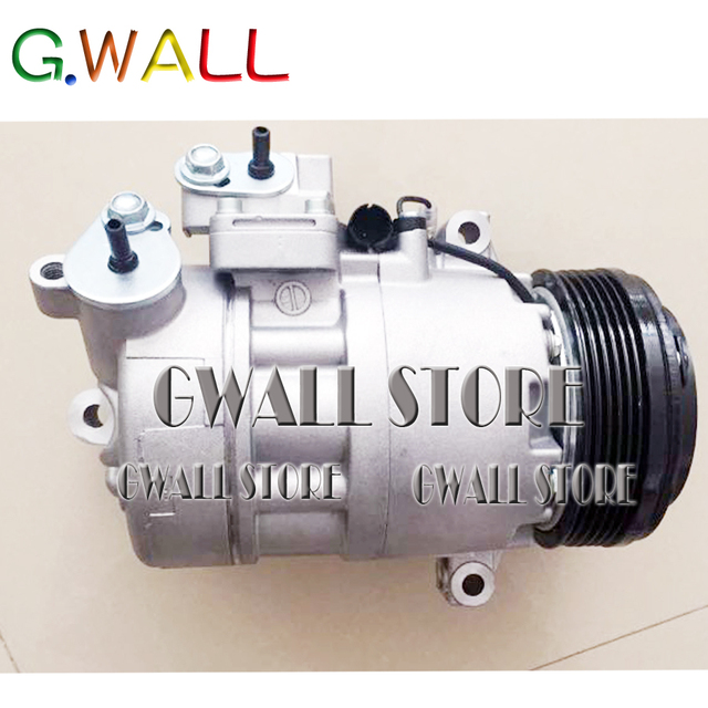 368877d3b AC COMPRESSOR FOR BMW X3 2.0 AIR CONDITIONER COMPRESSOR A C REPAIR PARTS