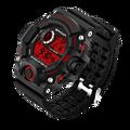 Роскошные Shock Аналоговые Цифровые Кварцевые Мужские Часы 2017 Новый Бренд SANDA Мода Часы G Стиль 50 М Водонепроницаемый Спорт Военная часы