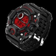 Choc de luxe Quartz Analogique Numérique Mens Montre 2016 Nouvelle Marque SANDA Mode Montre G Style 50 M Étanche Sport Militaire montres