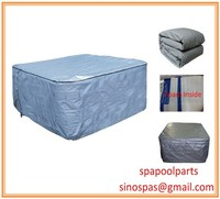 Customize Spa Cover Bag And Hot Tub Cap And Any Size And Shape Keep Warm Prevent