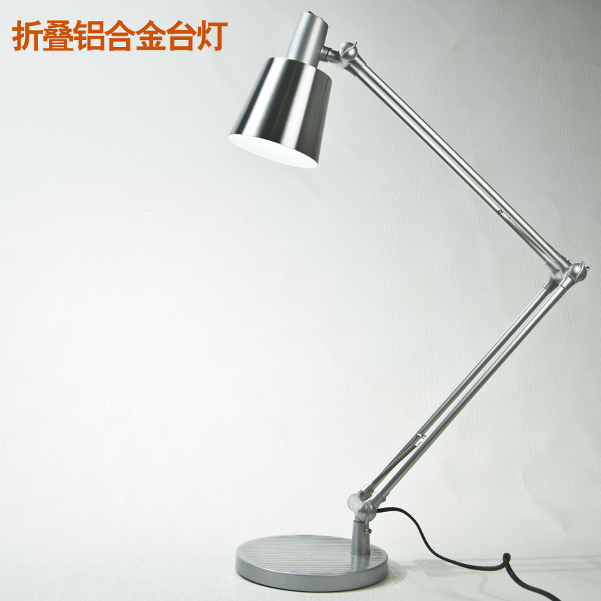 modern hot sale Iron Touch On/off Switch Desk Light Desk Led Lamp Office Reading Lamp Led y1055