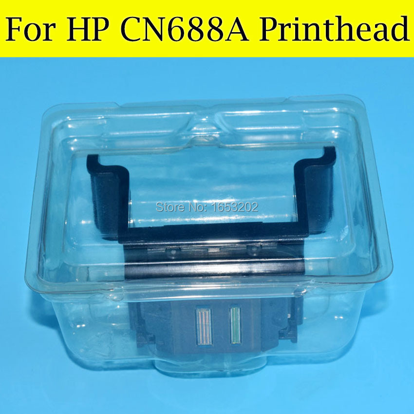 100% Test Print Head For HP CN688A Printhead For HP Photosmart 3070A 4610 4620 4615 4625 3525 5510 6510 7510 Printer Head original 688 cn688a print head printhead 4 slot for hp 3070 3520 3525 5525 4620 5514 5520 5510 4625 4615 printer