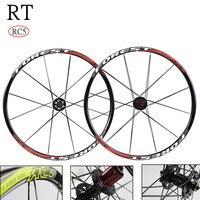 mountain bike wheel Disc brake Semi carbon fiber wheels RT 2 /5 bearing CNC hub super smooth bicycle wheel wheelset Rim