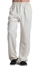 Free Shipping Men's Chinese Style Clothing tai chi Pants KungFu pants kung fu Trousers Costume taiji clothing 2 color