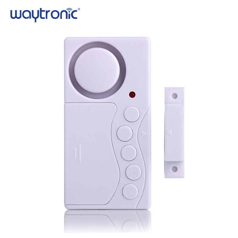 Image 3 - Wireless Home Window Door Burglar Security  Sensor Alarm System Magnetic Sensor for Home Security System Standalone Magnetic-in Sensor & Detector from Security & Protection