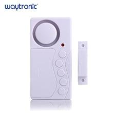 цена Wireless Home Window Door Burglar Security  Sensor Alarm System Magnetic Sensor for Home Security System Standalone Magnetic онлайн в 2017 году