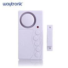 Wireless Home Window Door Burglar Security  Sensor Alarm System Magnetic Sensor for Home Security System Standalone Magnetic цены