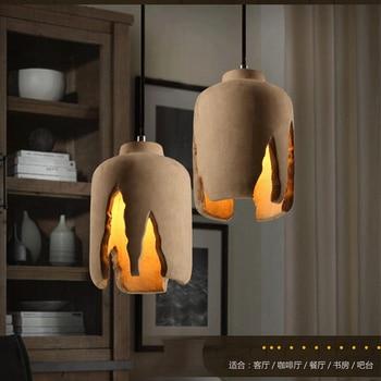 Mini lámpara colgante polea colgante de luz ajustable diy colgante ...