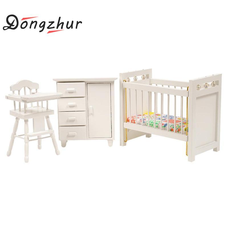 Dongzhur Schlafzimmer Mobel Holz Kinderbett Stuhl Schrank 1 12