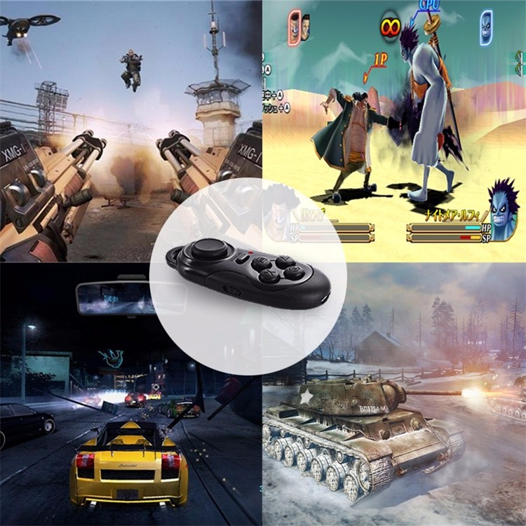 18 Google Cardboard VR Shinecon2.0 BOX Version Virtual Reality 3D Glasses + Smart Bluetooth4.0 Wireless Remote Control Gamepad 23