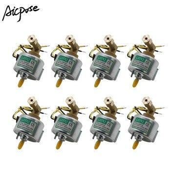 8Pcs/lots 40DCB 18W Electromagnetic Pump For 400w 600w 900w Fog Machine Accessories Sucker Rod Pump Use For Smoke Machine