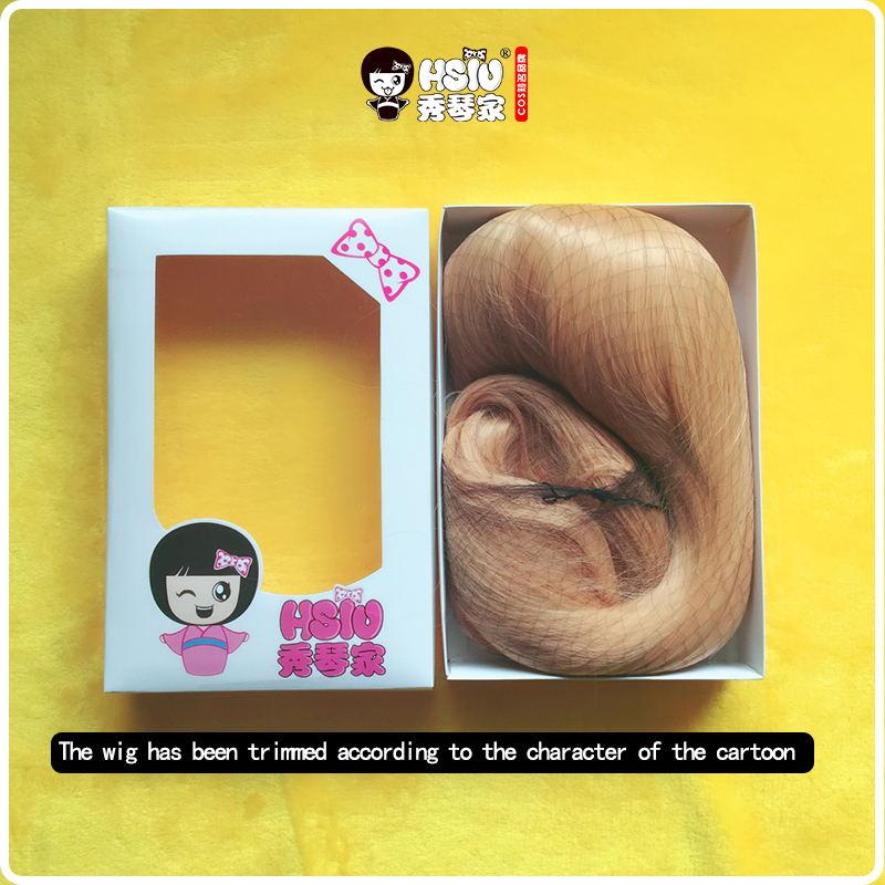 Health parrucca Hsiu NUOVO 8