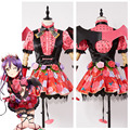 Love Live! New UR Umi Sonoda Little Devil Transformed Uniform Halloween Cosplay Costume